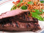 Grilled Asian Flank Steak