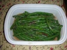 German Style Green Beans (Grune Bohnen)