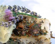Old English Herb Rub for Fish