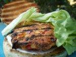 Super Healthy Tuna Burgers With Lemon Garlic Mayonnaise