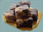 Chocolate - Peanut Butter Brownies