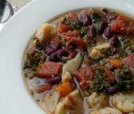 Healthy Bean Soup With Kale