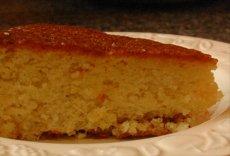 Orange and Almond Spanish Cake