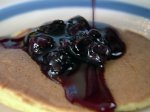 Blueberry Syrup for Pancakes