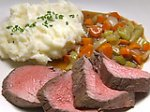 Tenderloin Tamed Beef
