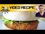 KFC CHICKEN FILLET BURGER - VIDEO RECIPE