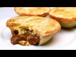 Chunky Chilli Beef And Cheese Meat Pie Recipe