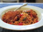 This Arroz Con Pollo Recipe (Chicken and Rice) Could Save Your Life