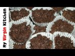 Chocolate rice krispy cakes