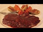 Minute Steaks with Barbecue Butter Sauce – They Only Take a Few Minutes