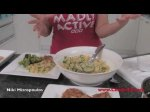 Diet Recipe - Delicious Truly Madly Active Chicken with Orange Couscous & Brocolli by Niki ConikiTV