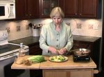 COOKING WITH BLONDIE! GRILLED CHICKEN CAESAR SALAD from WHAT'S FOR DINNER? by MARY KAY CRAIG