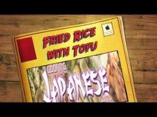 How to make: Fried Rice with Tofu (recipe #11)