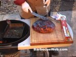 Glazed Ham Barbecue Recipe by the BBQ Pit Boys - YouTube