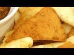 Baked Pita Chips Recipe - Snack Idea
