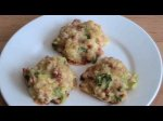 Cheese and Bacon Bites - RECIPE