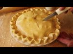 Easy Homemade Pie Crust - Now with 50% Less D'oh!