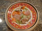 Steamed Chicken with Vegetables Recipe