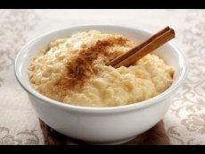 Rice Pudding (Rice Cream Dessert) - RECIPE