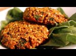 Cajun Burger Recipe - Healthy Vegan Recipes On Video