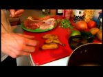 Pork Chops With 3 Meats, Potatoes & Bananas : Pork Chops With 3 Meats: Ingredients