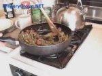 Black Eyed Peas Rice Sausage Beans Garlic pt 2
