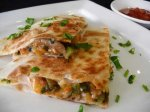 Vegetable Quesadilla - Video Recipe