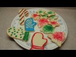 Simple Sugar Cookie Cutout Recipe (Christmas Cookie Cutouts)