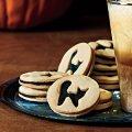 Black Cat Sandwich Cookies