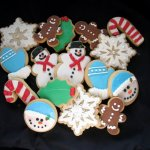Merry Christmas Cookies