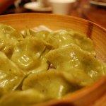 Steamed Spinach Dumplings ( Palak Vada )