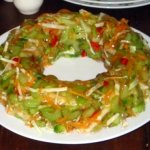 Low Calorie Jellied Salad
