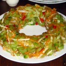 Low Calorie Jellied Salad