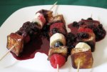 Fun and Easy Breakfast Recipe For French Toast Skewers