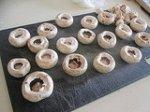 Vegetarian Stuffed Mushroom Recipe