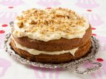 Carrot Walnut Cake with Millet