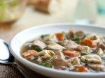 Chicken & Tortellini Stew