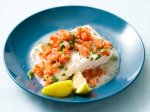 Fish Baked in Foil with Tomatoes
