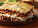 Beef &Mushroom Lasagna