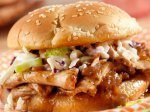 Down-Home Easy Barbecue Pork Rolls