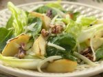 Roasted Apple & Cheddar Salad