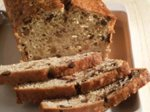 Chocolate Chunk-Banana Bread