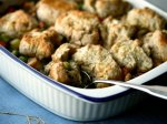Healthy Chicken and Biscuits