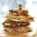 High-Rise Chicken Panini Recipe