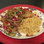 POM Chicken Tagine Recipe
