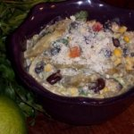 Nopales Salad With Creamy Avocado Dressing Recipe