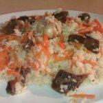 Plov Aka Pilav Central Asian / Bukharian Style Recipe