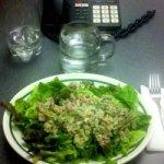 Roast Pork Salad Recipe