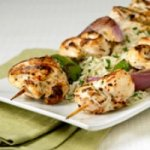 Greek Chicken Kabobs Recipe