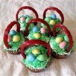 Easter Surprise Cupcakes Recipe